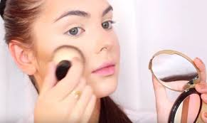 color me cheeks easy ariana grande makeup tutorial