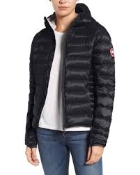 Women s Canada Goose  Brookvale  Packable Hooded Quilted Down Jacket, Size  X-Large