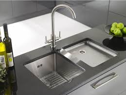 modern square undermount stainless steel kitchen sink for recommended kitchen sink idea