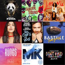 Download Uk Top 40 Singles Chart The Official 08 July 2016
