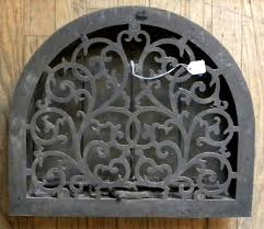 image of vintage decorative wall vent covers