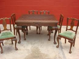 antique dining room chairs. Antique Table And Chairs Dining Remesla Room N