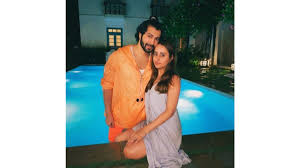 Varun Dhawan to girlfriend Natasha ...