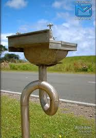 mailbox posts metal. Wash Bowl Mailbox Posts Metal