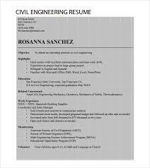 Civil Engineering Resume Example - Rio.ferdinands.co