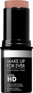 make up for ever ultra hd invisible cover stick foundation 12 5g r410 golden