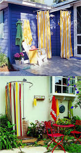 The 25 best Outdoor showers ideas on Pinterest