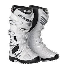 2010 Axo Prime Boots White