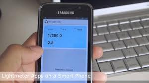 Beecam Light Meter Tutorial Lightmeter Apps Do They Work