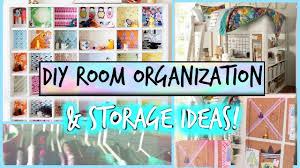 Diy Organization Diy Room Organization And Storage Ideas Spring Cleaning Youtube
