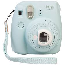 Fujifilm Instax <b>Mini</b> 9 Instant <b>Camera</b> - <b>Ice</b> Blue | Best Buy Canada