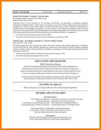 hr recruiter resume samplenurse recruiter resume sample with education and technical skills informationjpg nurse recruiter resume