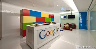 goggle office. google hyderabad office goggle