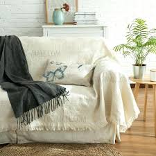 cotton sofa slipcover interesting warm tassels cotton sofa blanket office nap cover beige color cotton cotton cotton sofa slipcover