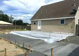 shocking patio cover over concrete slab addition cost sun porch kits how to remove concrete slab patio