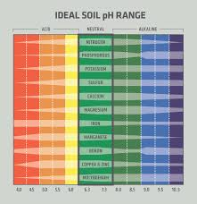 Cogent Plant Ph Level Chart 2019
