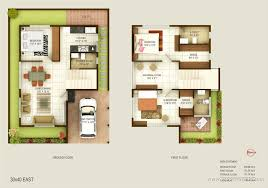 west facing duplex house plans 30x40 luxury south facing duplex house plan per vastu best east