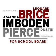Leonard Brice, Amanda Imboden & Dustin Pierce for Phillipsburg School Board  - Posts   Facebook