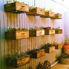 ideas for wooden crates creative ideas on how to re purpose old wooden crates garden ideas
