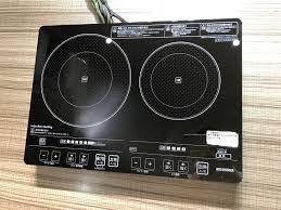 Bếp từ đôi nội địa nhật 1.4KW 800W điện 100V | Bếp điện từ