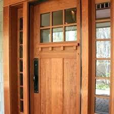 craftsman double front door. Craftsman Front Door Cool Wooden Double
