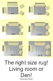 Bedroom Rug Placement Ideas What Size Rug Fits Best In Your Living