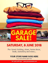 Garage Sale Flyers Free Templates Free Book Sale Flyer Template Best Retail Flyer Templates Images On