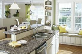 Gallery Of Kitchen Island With Sink And Dishwasher