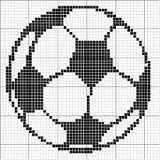 Free Cross Stitch Pattern Angels Crochet Soccer Ball