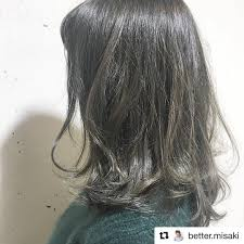 人気のマット系ヘアカラー髪色ヘアカタログ2017 I Seeアイシー