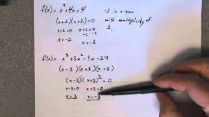 form a polynomial whose real zeros and degree are given find a polynomial function given the degree and its zeros with