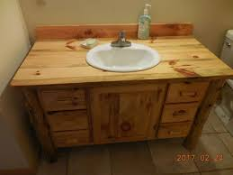 rustic pine bathroom vanities. Knotty Pine Bathroom Cabinets With KNOTTY PINE CABINET Rustic Vanities T