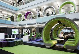 creative office interiors. Office Interiors Idesignarch Interior Design Architecture New Atmosphere By Creating Creative