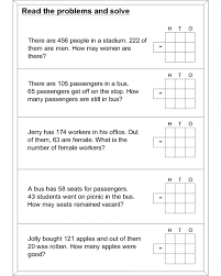 Easy Subtraction Word Problems V1 Worksheets Math Subtracting ...