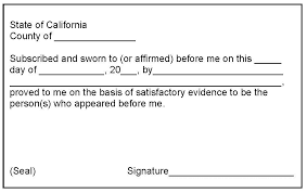 Notary Public Template Notary Oath Form Ohye Mcpgroup Co