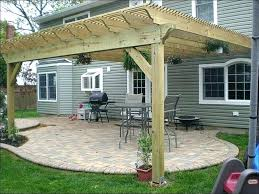 Good Build Patio Cover Or Build 98 How To Build A Wood Patio Cover