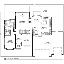ranch house plans 3000 sq ft