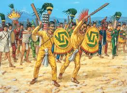Image result for aztec battle with tarascans