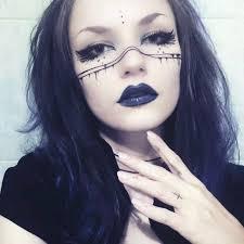 1 witch makeup