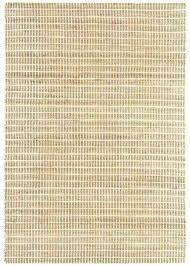 white jute rug round