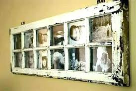 old wooden window frames wood frame decor ideas for using reclaimed ol wood window frame
