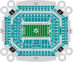 Firstenergy Stadium Concert Seating Chart 59 Systematic Seating Chart For Sun Life Stadium