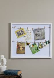 Frame of Preference Shadow Box - White, Solid, Vintage Inspired, Dorm Decor,