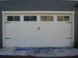 Faux Garage Door Hardware Garage Doors With Windows Styles And Garage Door Decal Faux Window