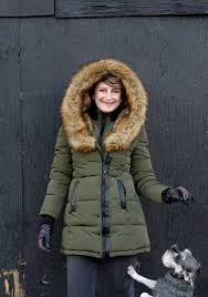of course two coats are better than one noize another montreal based outerwear company asked me to stop by their showroom to choose a coat