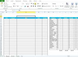 Budget Excel Template Free Excel Budget Forms Personal Budget