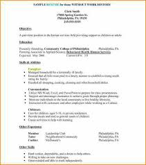 Blog And Google: basic resume examples