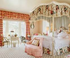 Plaid Bedroom Plaid Bedroom French Country Curtains Beautiful French Country