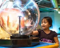 นิทรรศการชั้นที่ 3 วิทยาศาสตร์พื้นฐานและพลังงาน - National Science Museum