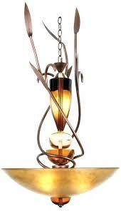 wilson lighting naples florida almost autumn three light chandelier in copper 998 wilson lighting 239